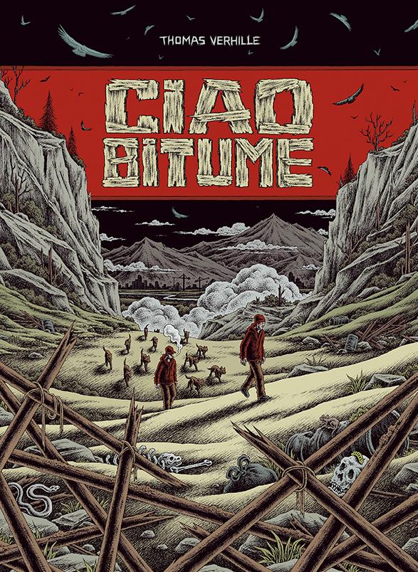 Ciao Bitume - Couv